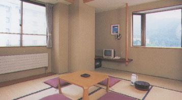 ホテル シャレー竜王の客室の写真