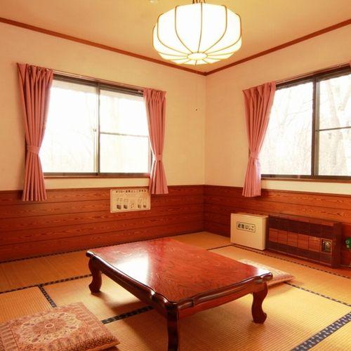 ロッジ ぴぁろっきーの客室の写真