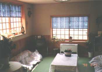 アップル イン たかさかの客室の写真