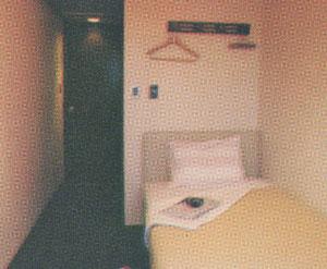 高崎シルバーホテルの客室の写真