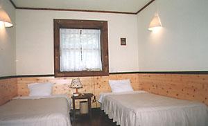 ペンション ペチカの客室の写真