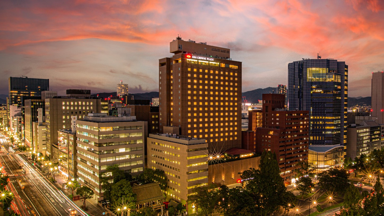 ANAクラウンプラザホテル広島...