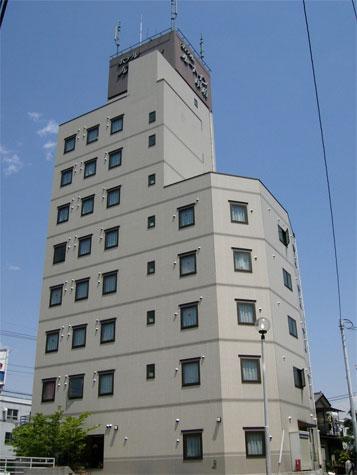 ホテルルートインコート甲府
