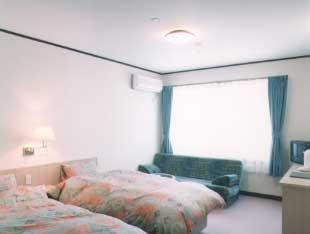 ガストホフ シーハイルの客室の写真