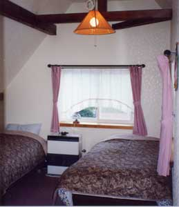 ファミリーペンション ドレミの森の客室の写真