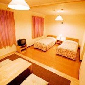 リゾートペンション きんこん館の客室の写真