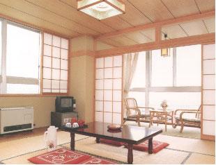 門脇館の客室の写真