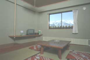 リゾート イン 静観の客室の写真