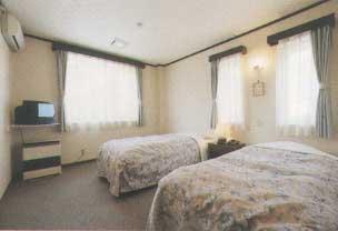 ゲストハウス ヒルトップの客室の写真