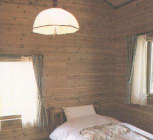 信州穂高安曇野 ログペンション さかいの客室の写真