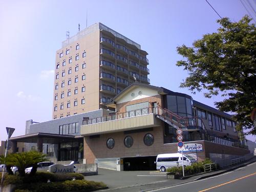 ホテルベルマーレ