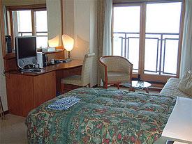 ホテルベルマーレ(旧:ホテルマーレたかた)の客室の写真