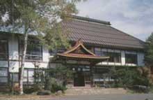 成瀬旅館の外観