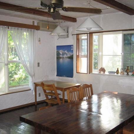 ペンション ノスタルジア<長野県>の客室の写真