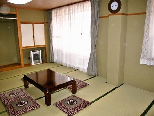 菅平高原 ペンション EST(エスト)SUGADAIRAの客室の写真