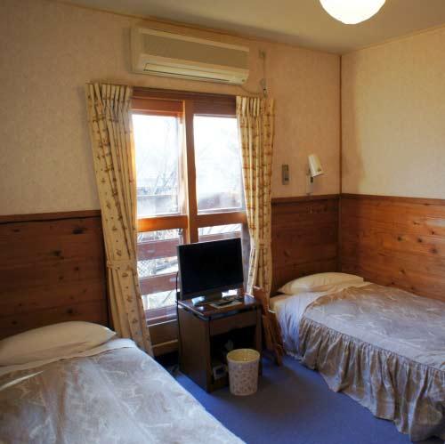 ペンション アザミの客室の写真