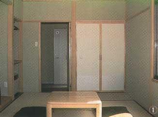 ロッジやまぼうしの客室の写真