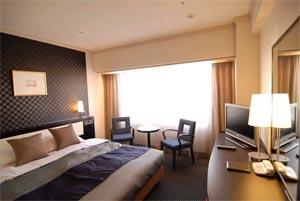 第一ホテル東京シーフォートの客室の写真