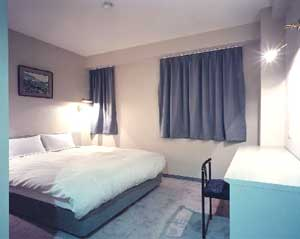 宇和島オリエンタルホテルの客室の写真