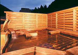 水上温泉郷 湯檜曽温泉 天空の湯 なかや旅館 画像
