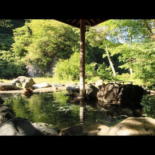 信州秋山郷 切明温泉 切明リバーサイドハウス 画像