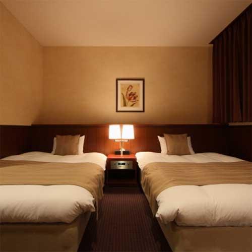 旭川トーヨーホテルの客室の写真