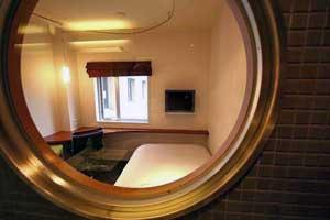 the b 赤坂(ザビー あかさか)の客室の写真