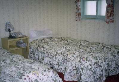 ペンション メルローズの客室の写真
