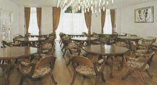 苗場スプリングスホテルの客室の写真