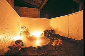 ペンション ビーチハウスの客室の写真