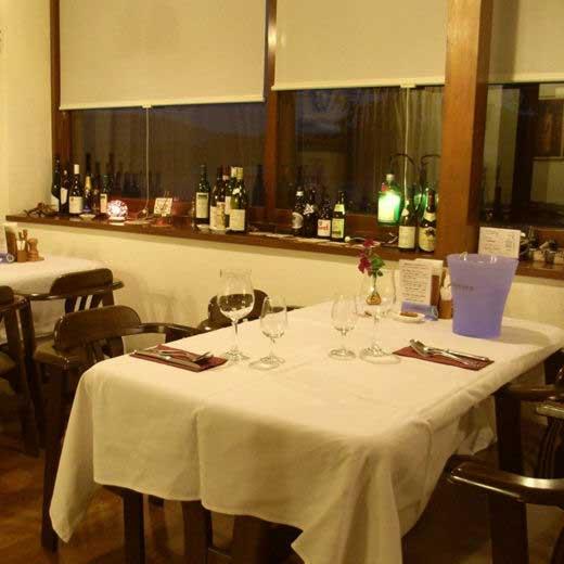 たんばら高原 料理とワインが自慢の宿 ペンション バン・デ・ルージュ