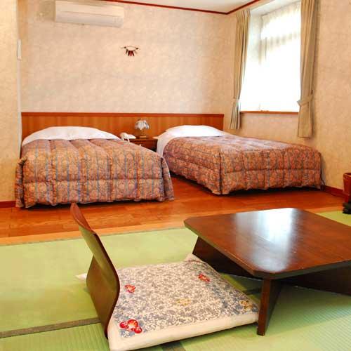 塩原温泉 ガストホフ夢木香の客室の写真
