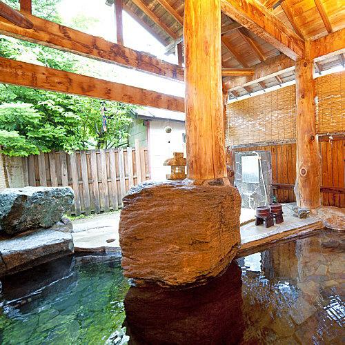 湯の小屋温泉 清流の宿 たむら 画像