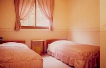 河口湖の宿 あいうえお(旧:ペンション あいうえお)の客室の写真