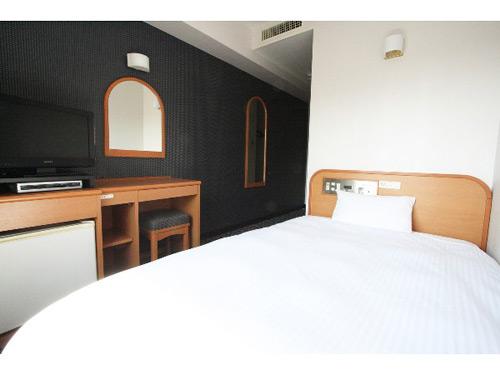 ジーアールホテル水道町の客室の写真
