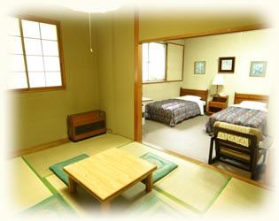 パンシオン ベルネージュの客室の写真