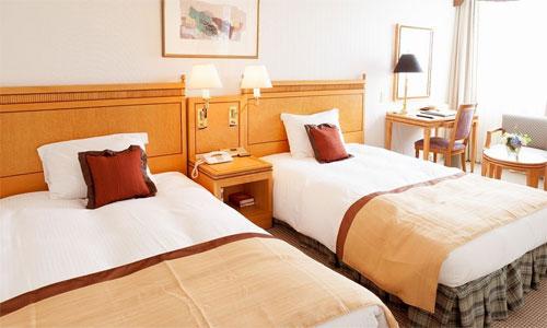 ウィシュトンホテル ユーカリの客室の写真