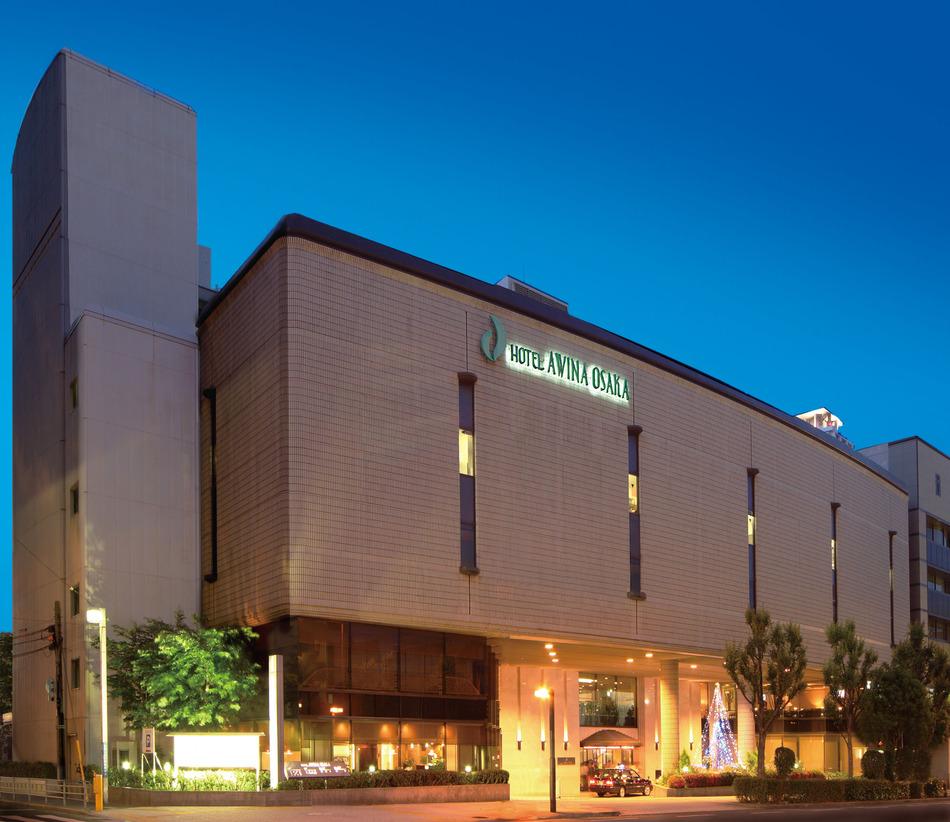 ホテル アウィーナ大阪...