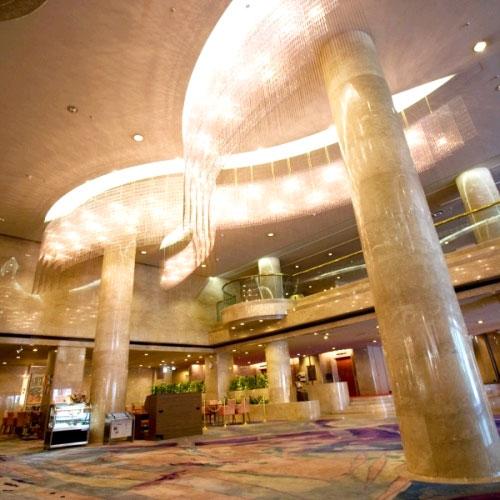 ホテル アウィーナ大阪の客室の写真