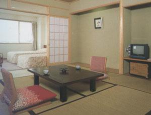 ホテルニュー大新の客室の写真