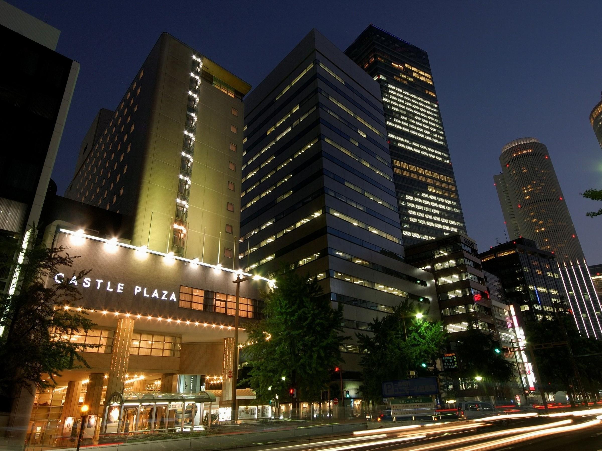 名古屋空港周辺で前泊するのにおすすめのホテルは?