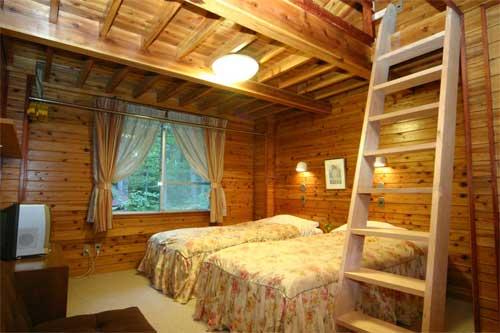 ペンション ウルルの客室の写真