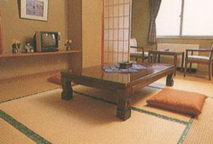栂池高原ホテルの客室の写真