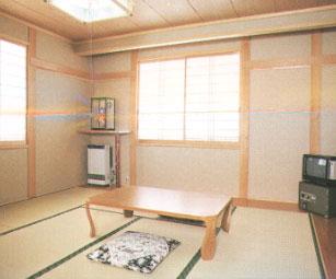 ヴィラ・サウス ふじの客室の写真