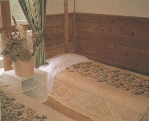 ペンション 風見鶏の客室の写真