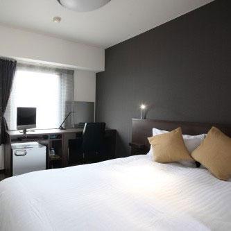 ホテル サンプラザ倉敷の客室の写真