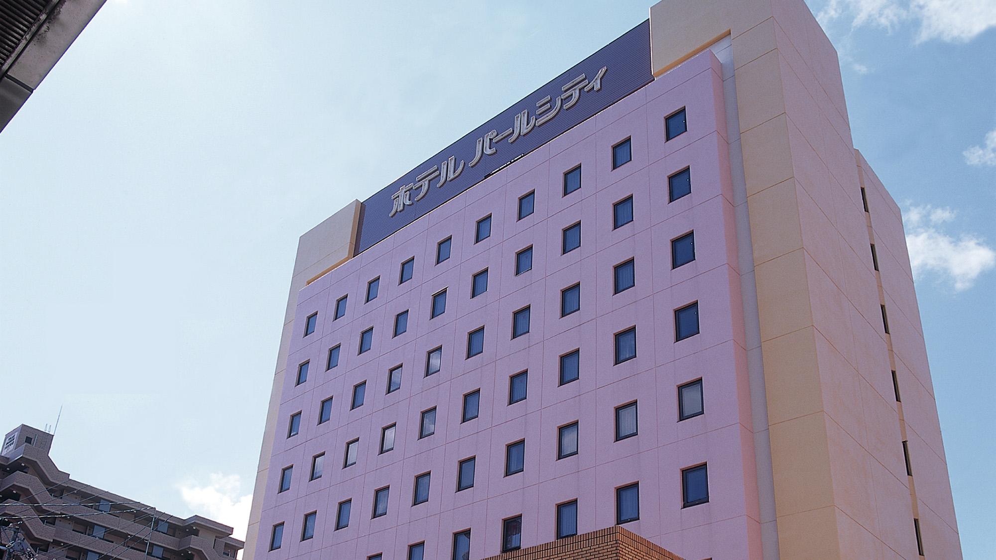 ホテルパールシティ秋田 川反(旧 ホテルパールシティ秋田) 外観写真