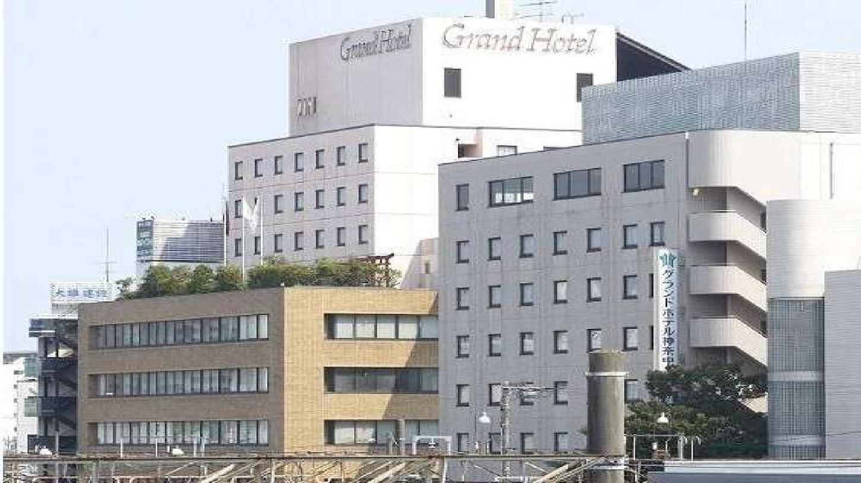 グランドホテル神奈中・平塚