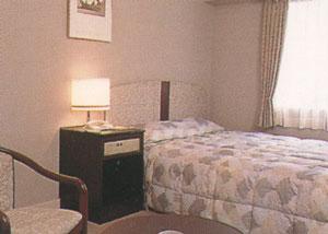 三田サミットホテルの客室の写真