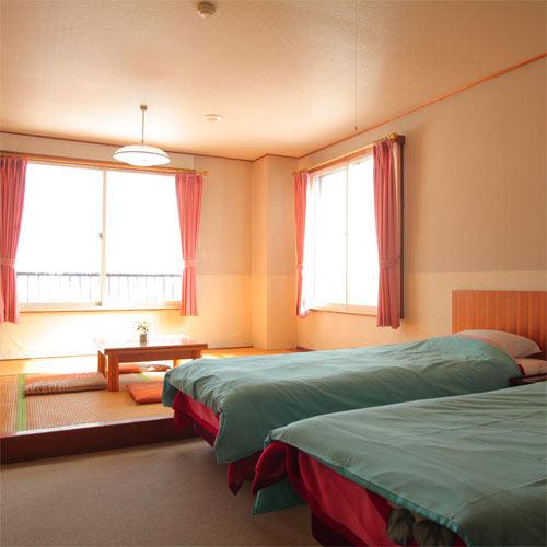 ホテルモックの客室の写真